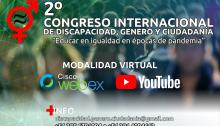 II Congreso Internacional de Discapacidad, Género y Ciudadanía
